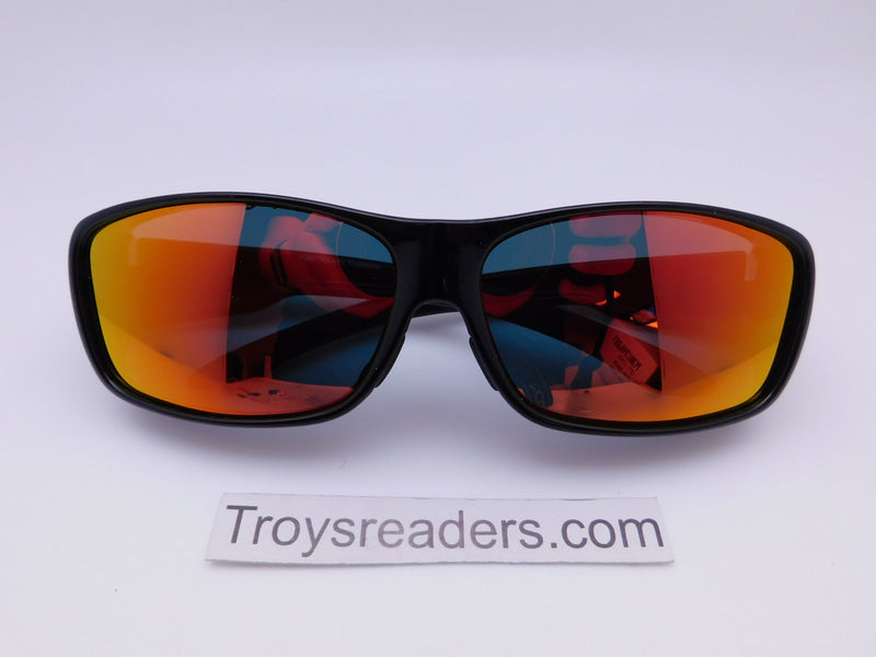 Polarized Mirrored Fit Overs in Two Colors Fit Over Sunglasses Yellow Mirror