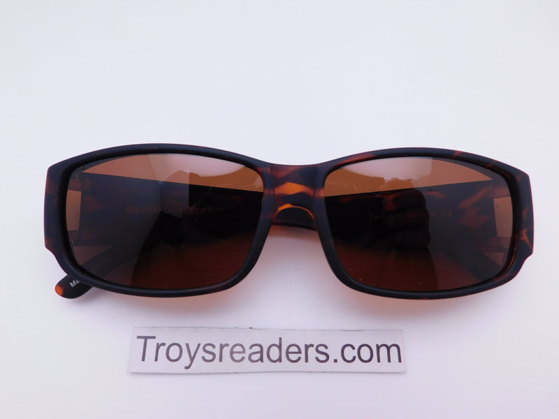 Premium Small Frame Fit Overs in Three Colors Lifetime Guarantee Eyewear Tortoise Amber
