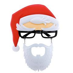 Santa Readers with Beard Sun-Staches Sun-Staches