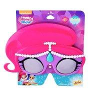 Shimmer and Shine Pink Hair Sun-Staches Sun-Staches
