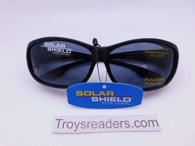 Small Solar Shield Polarized Fit Over