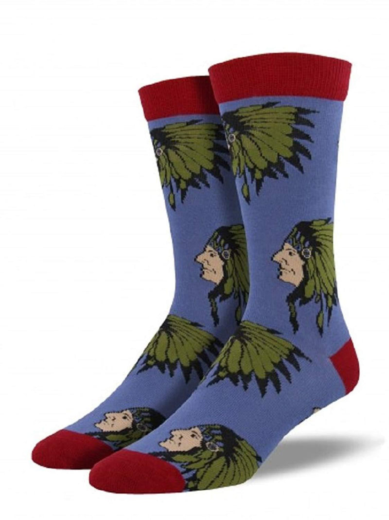 SockSmith Bamboo Men Crew Chief Socks