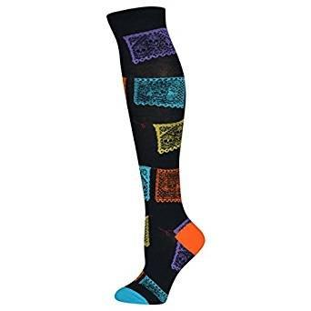 SockSmith Knee High Papel Picado Socks