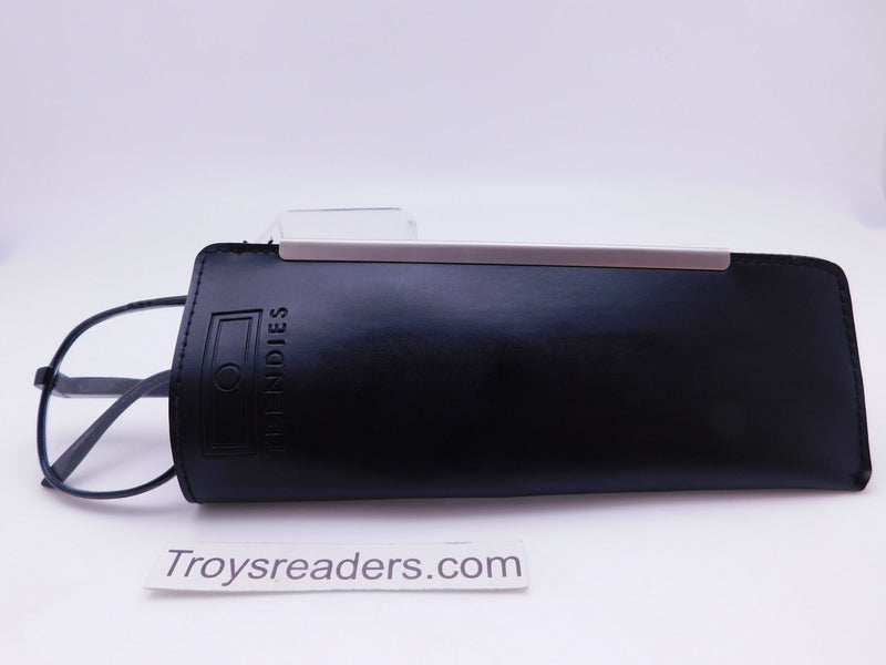 Soft Faux Leather Slip-In Case for Glasses Cases