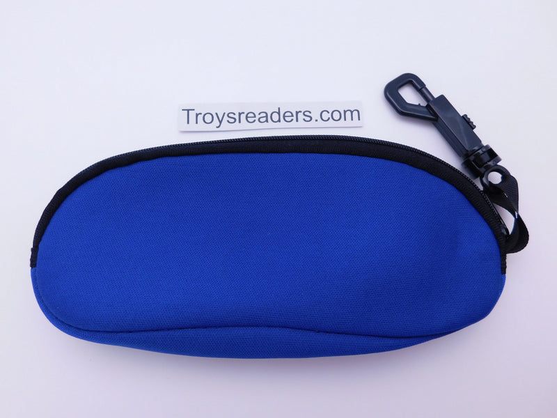 Soft Neoprene Zipper Case In Six Colors Cases Blue