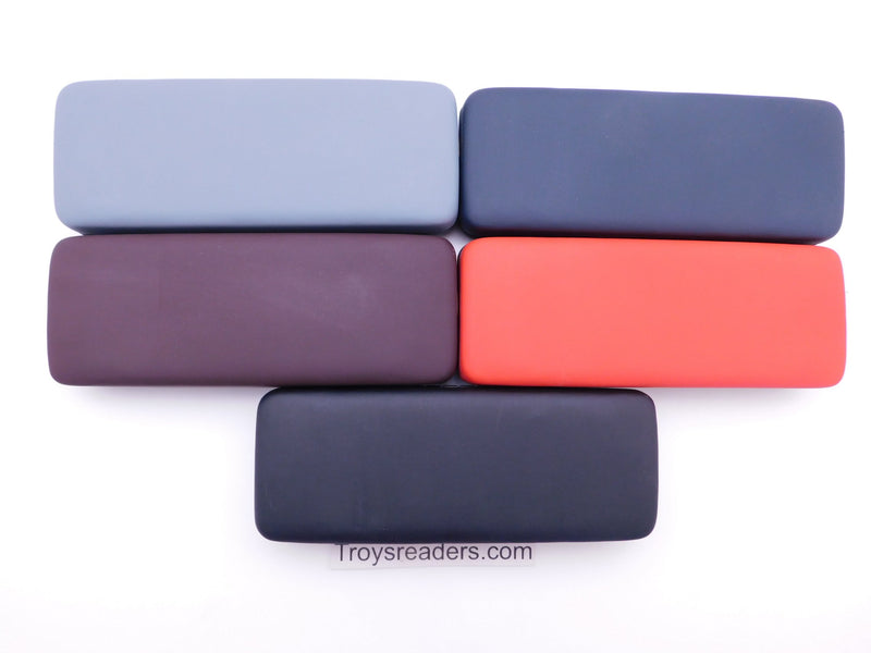 Soft Touch Hard Case in Five Colors Cases