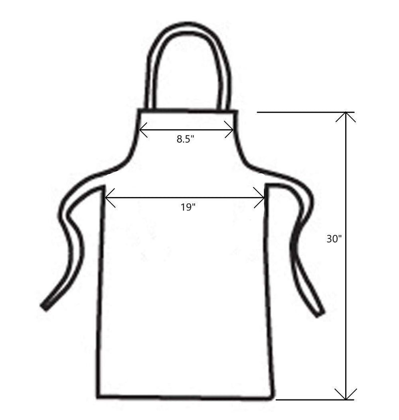 Summer Treats Cotton Apron Apron