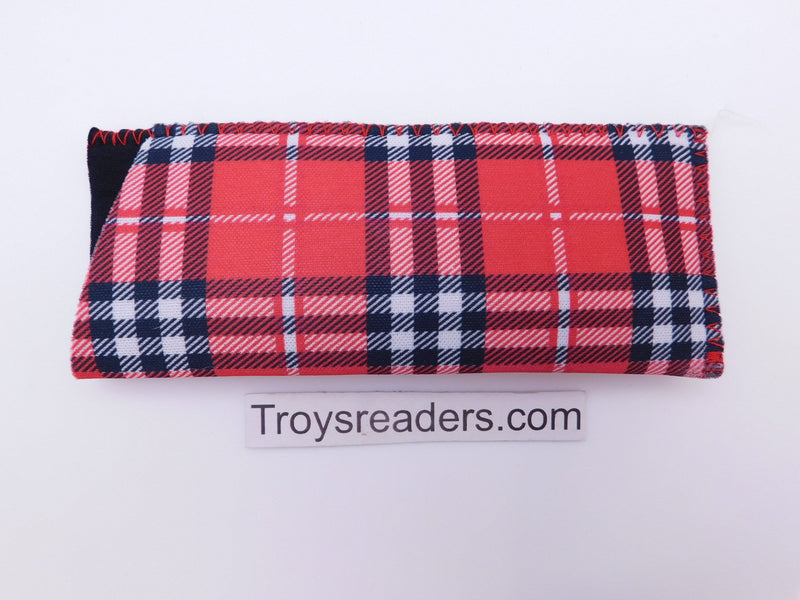 Tartan Scottish Plaid in Five Colors Cases Red