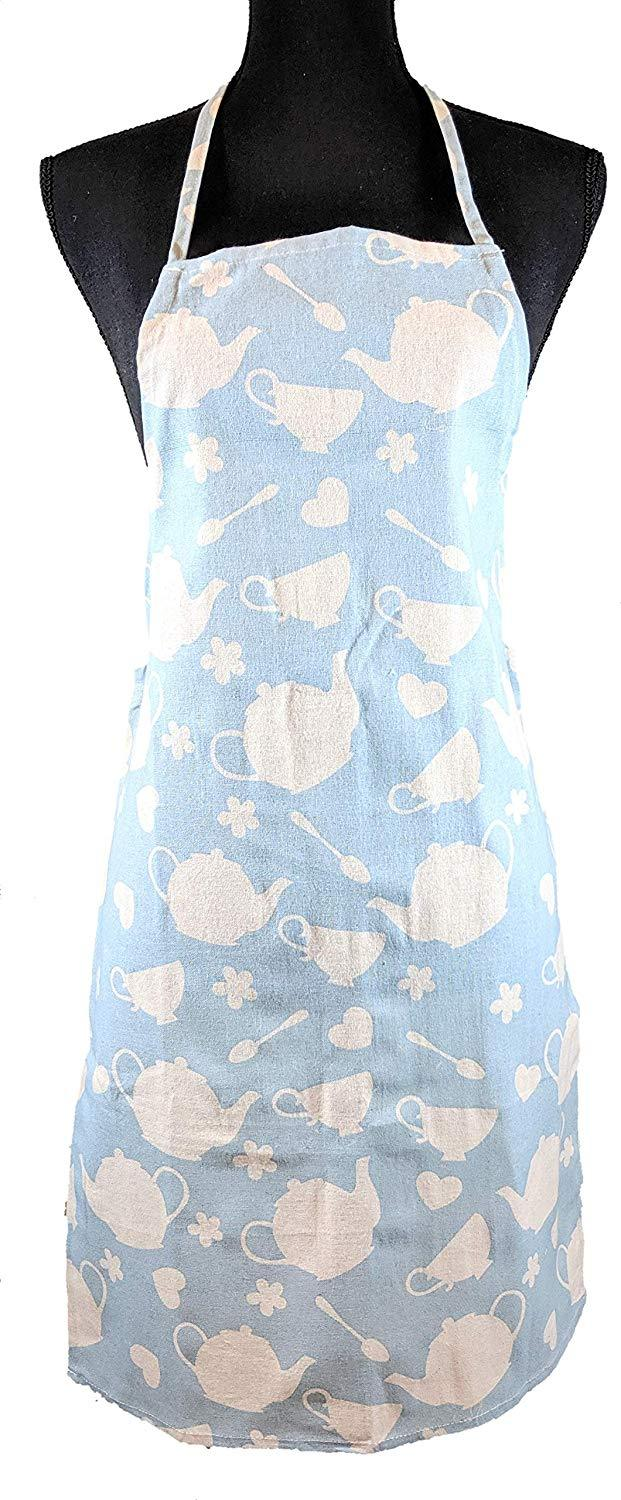 Tea Party Cotton Apron Apron