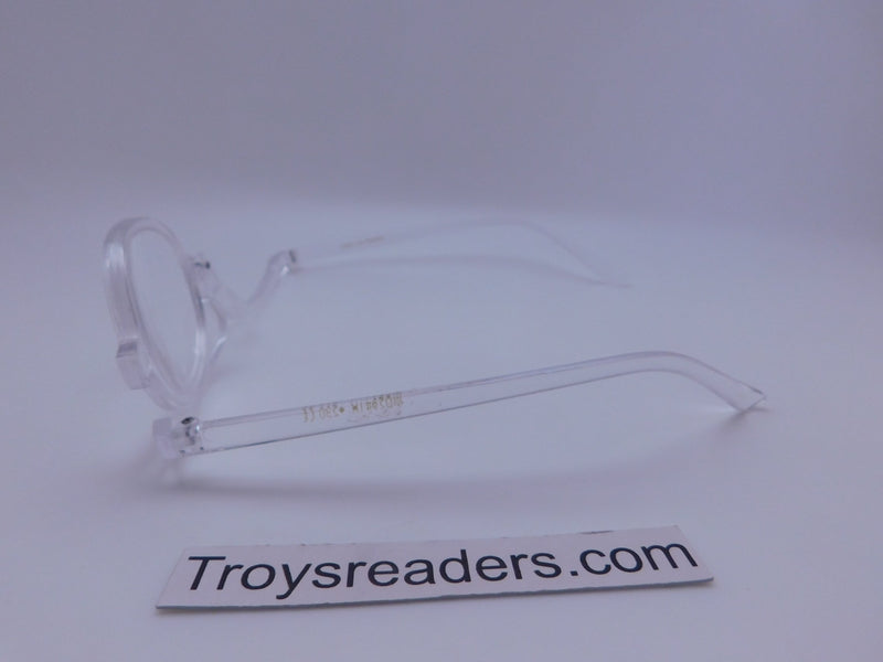 Translucent Makeup Reader In 4 Colors Makeup glasses