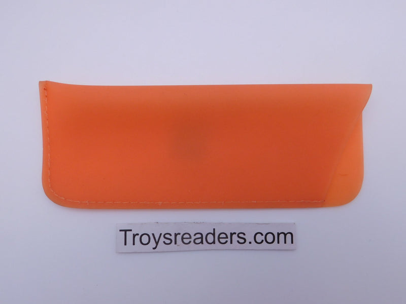 Vinyl Glasses Sleeve/Pouch in Five Colors Cases