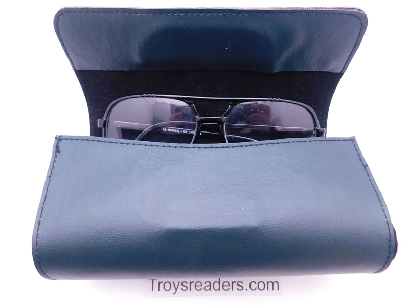XL Faux Leather Soft Case for Glasses Cases