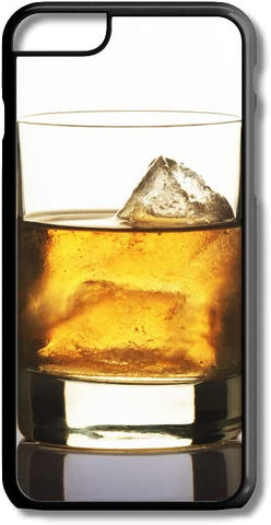 Scotch Whiskey Bourbon Rocks Photo iPhone Case Cover for iPhone Case Cover 5/5S/SE/6/6S 6/6S 7 8 Plus X XS TPU