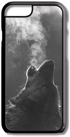 Wolf Howling Photo iPhone Case Cover for iPhone Case Cover 5/5S/SE/6/6S 6/6S 7 8 Plus X XS TPU