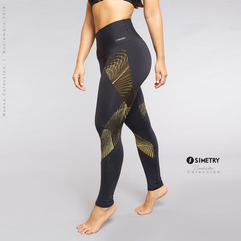 Leggins Army Pro 02 - Simetry Sportswear