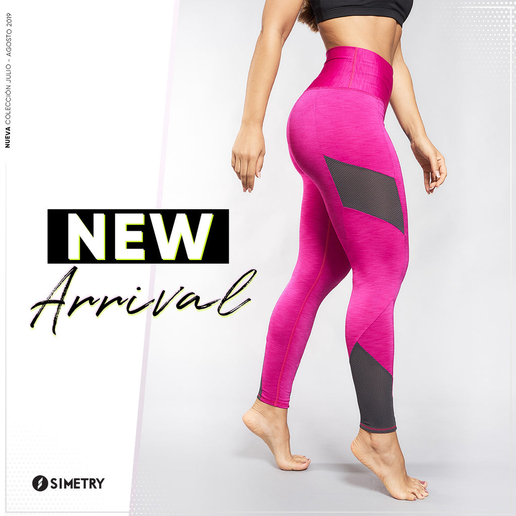 Leggins Implex Dry 19 - Simetry Sportswear