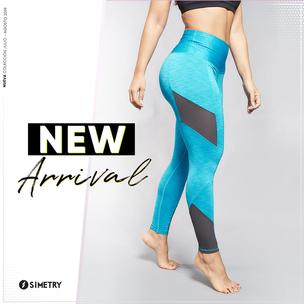 Leggins Implex Dry 22 - Simetry Sportswear