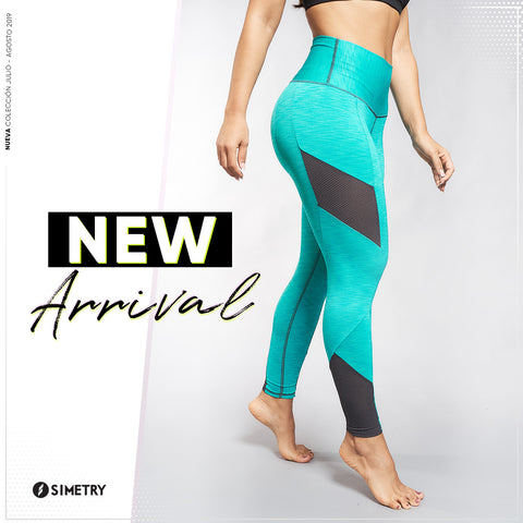 Leggins Implex Dry 08 - Simetry Sportswear