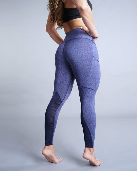 Leggins  Bolsa MIX 02 - Simetry Sportswear