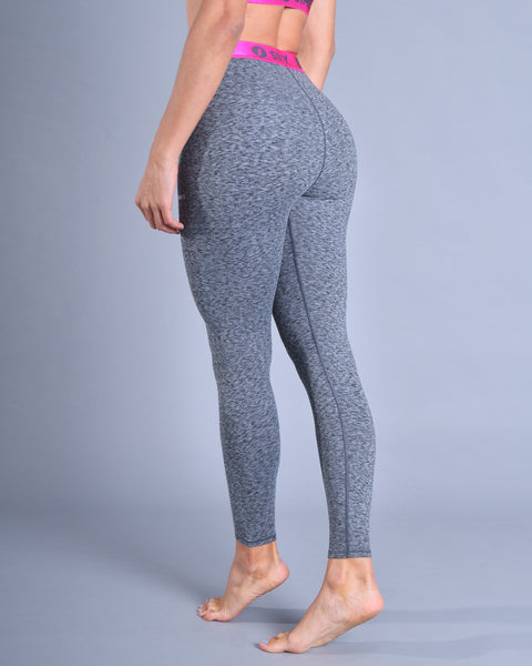 Leggings  Plush con Elástico 04 - Simetry Sportswear