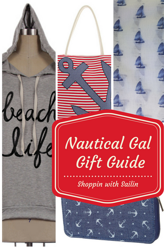 nautical gal holiday gift guide