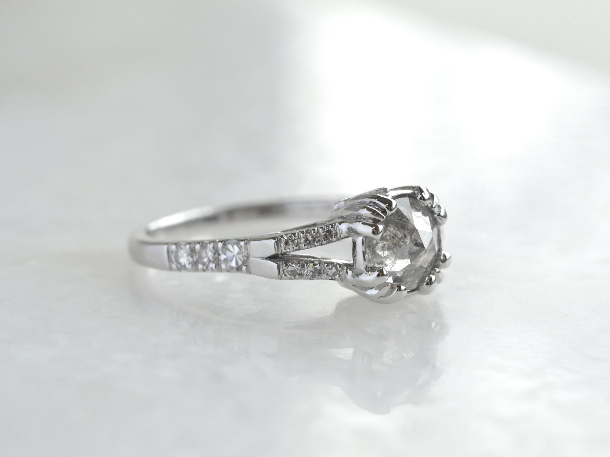 Beloved Solitaire Ring