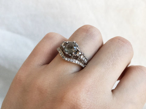 Ceremonial Engagement Ring - In Stock Now
