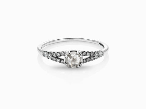 Devotion Solitaire Ring - In Stock Now