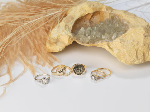 Reverie Ring - In Stock Now