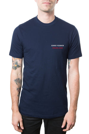 Eddie Vedder 2020 Surf Association Tee Navy