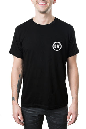 Eddie Vedder Shark Jaw Tee Black
