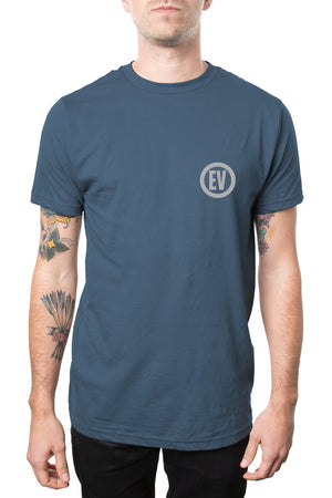 Eddie Vedder What Lies Below Tee Indigo