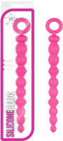 Silicone Beads (Pink)