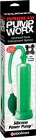 Silicone Power Pump (Green)