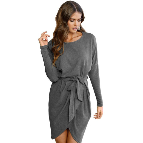 Women Clothing Slim Fashion Casual Party Dresses