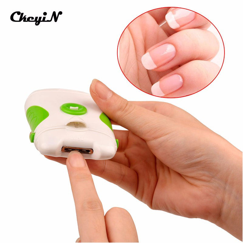 Electric Dual-use Nail Trimmer