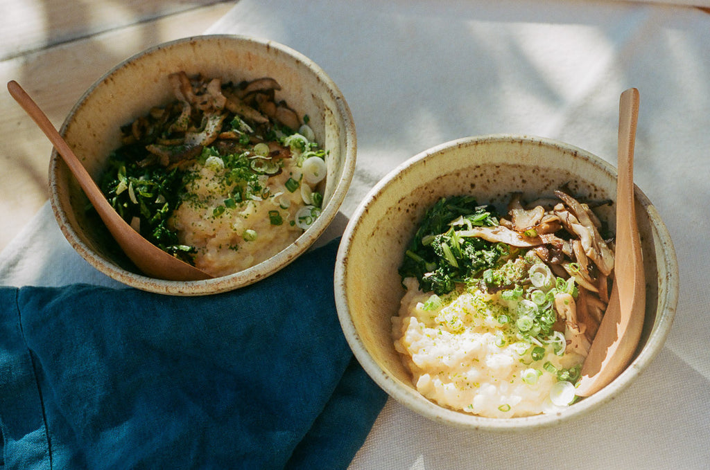 Recipe : Easy Miso Oats