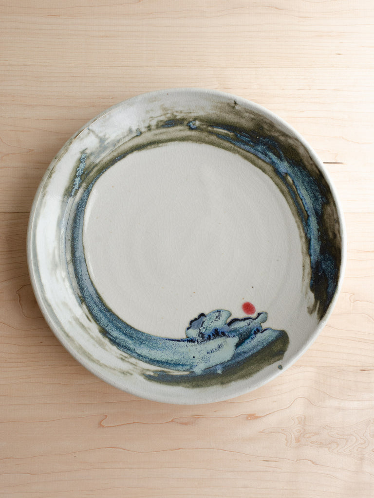 Aonori Serving Platter | No. 01