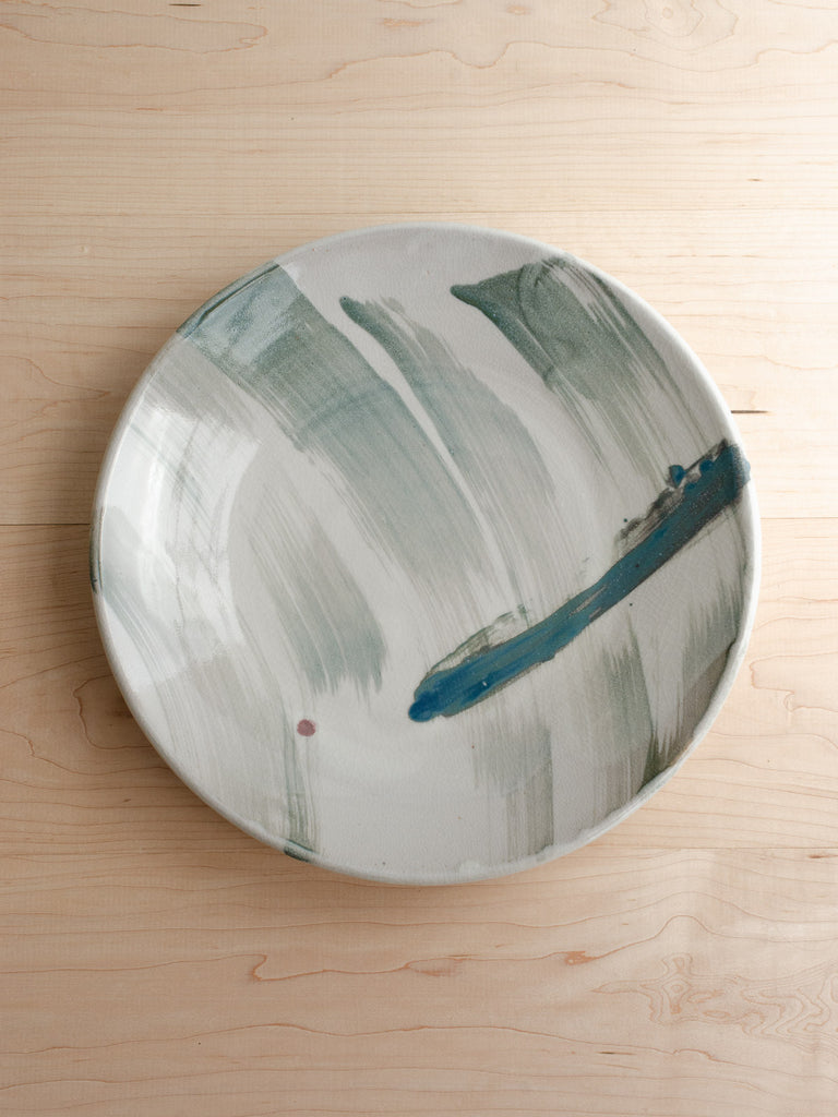 Aonori Serving Platter | No. 02