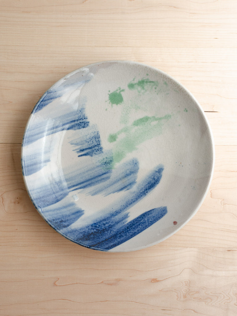 Aonori Serving Platter | No. 03