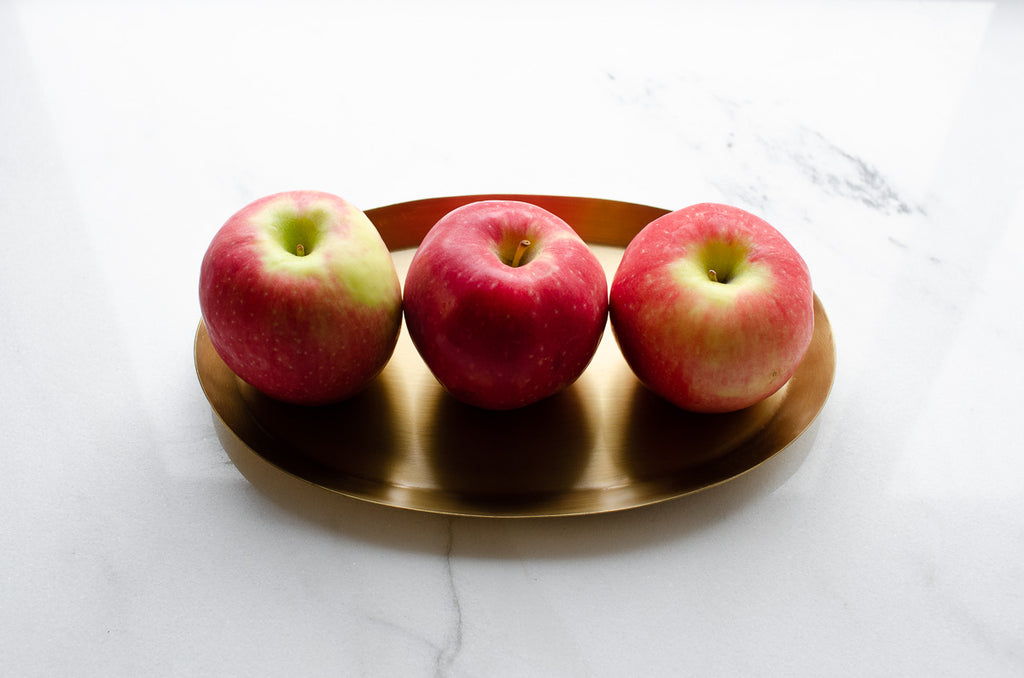 Brass Oval Tray