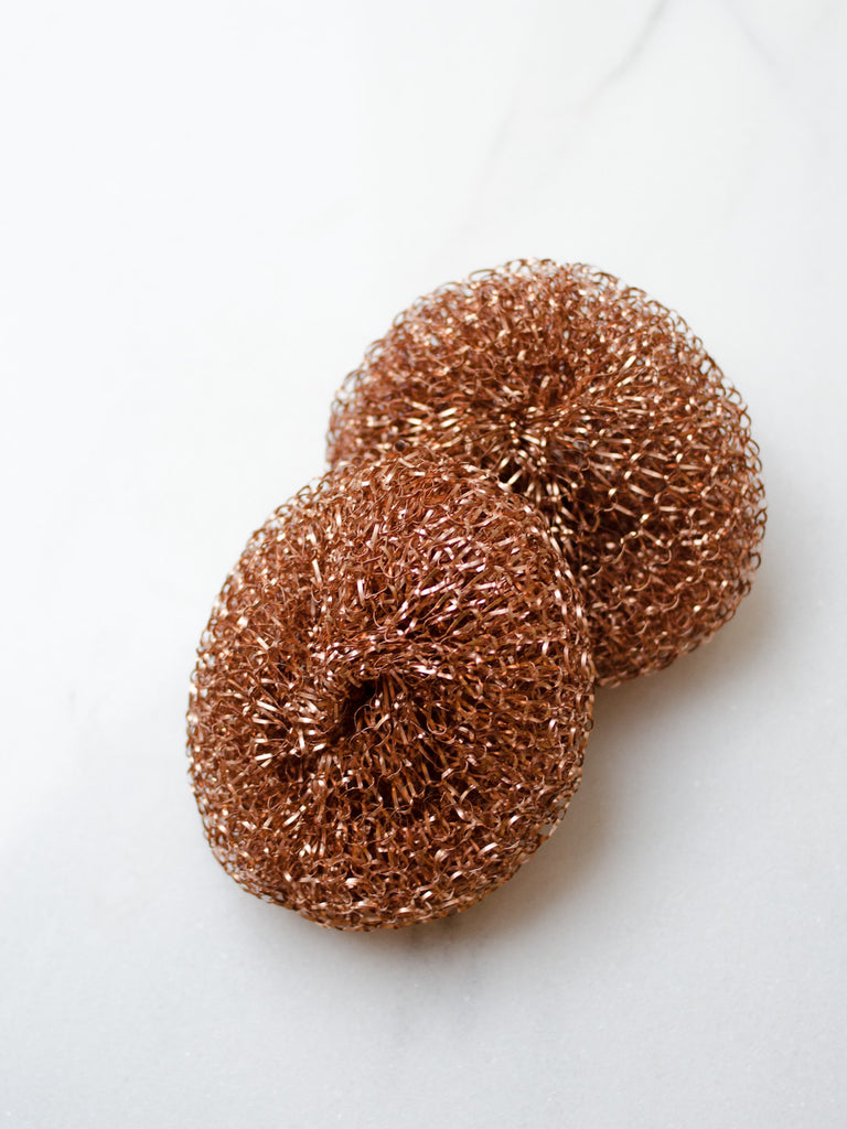 Copper Scrubber