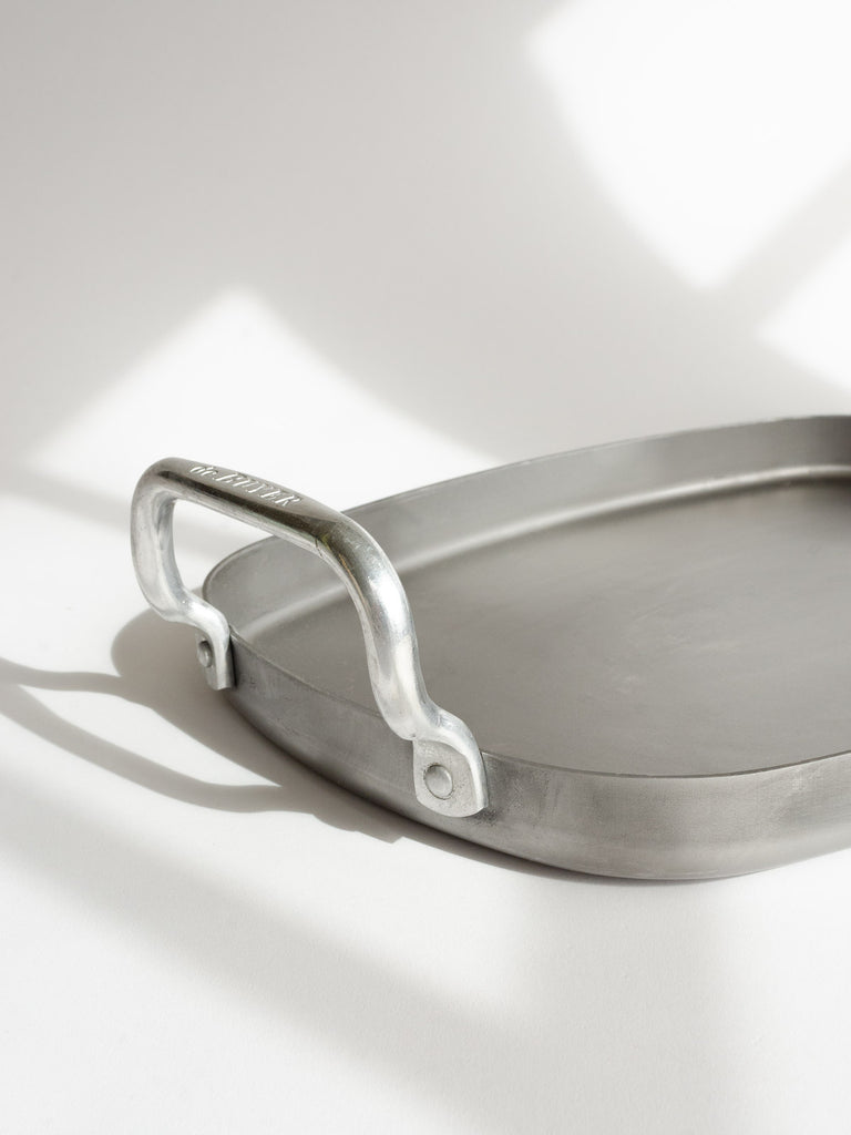 Mineral B Griddle Pan