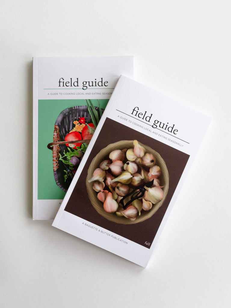 Farmers' Market Field Guide