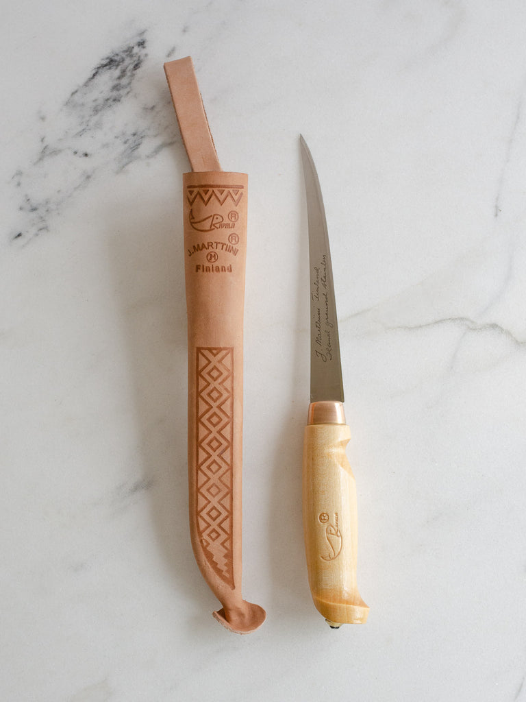 Fillet Knife with Sheath