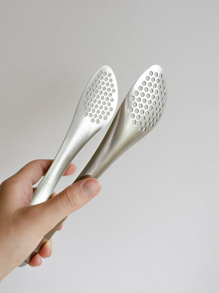 Sori Yanagi Perforated Tongs