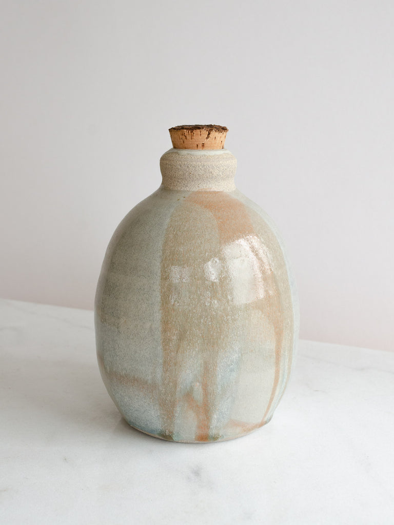 Ceramic Bottle | Playa