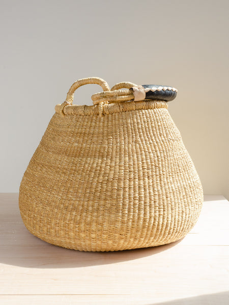 Cape Coast Pot Basket