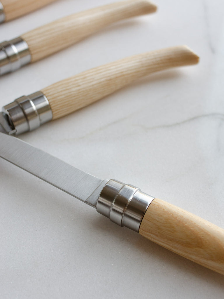 Ash Steak Knives | Set of 4