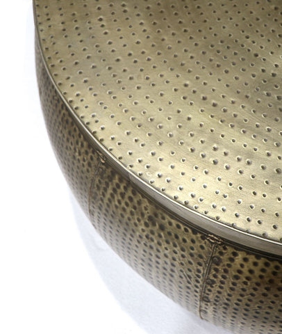 Bodi Coffee Table / Brass